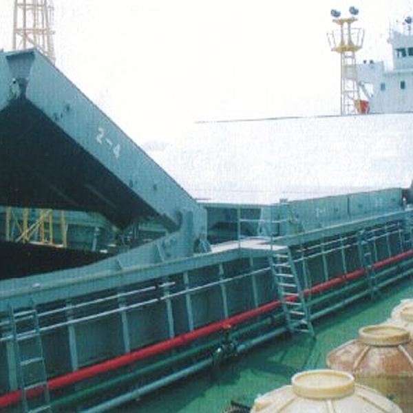 船舶舱盖液压系统