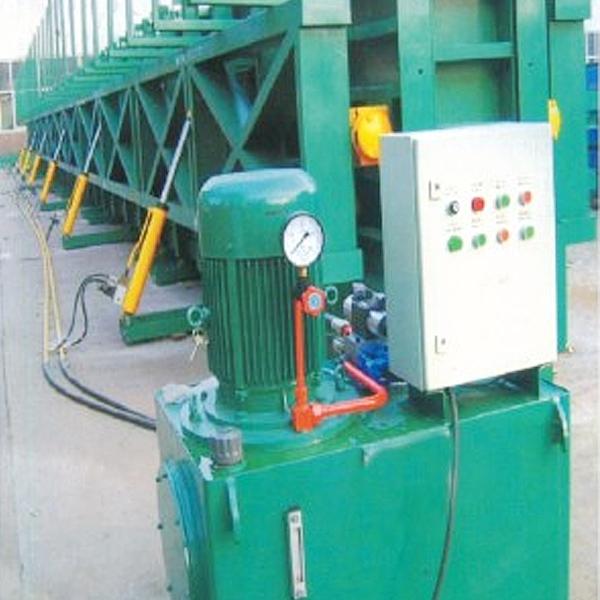 铁路建设液压系统
